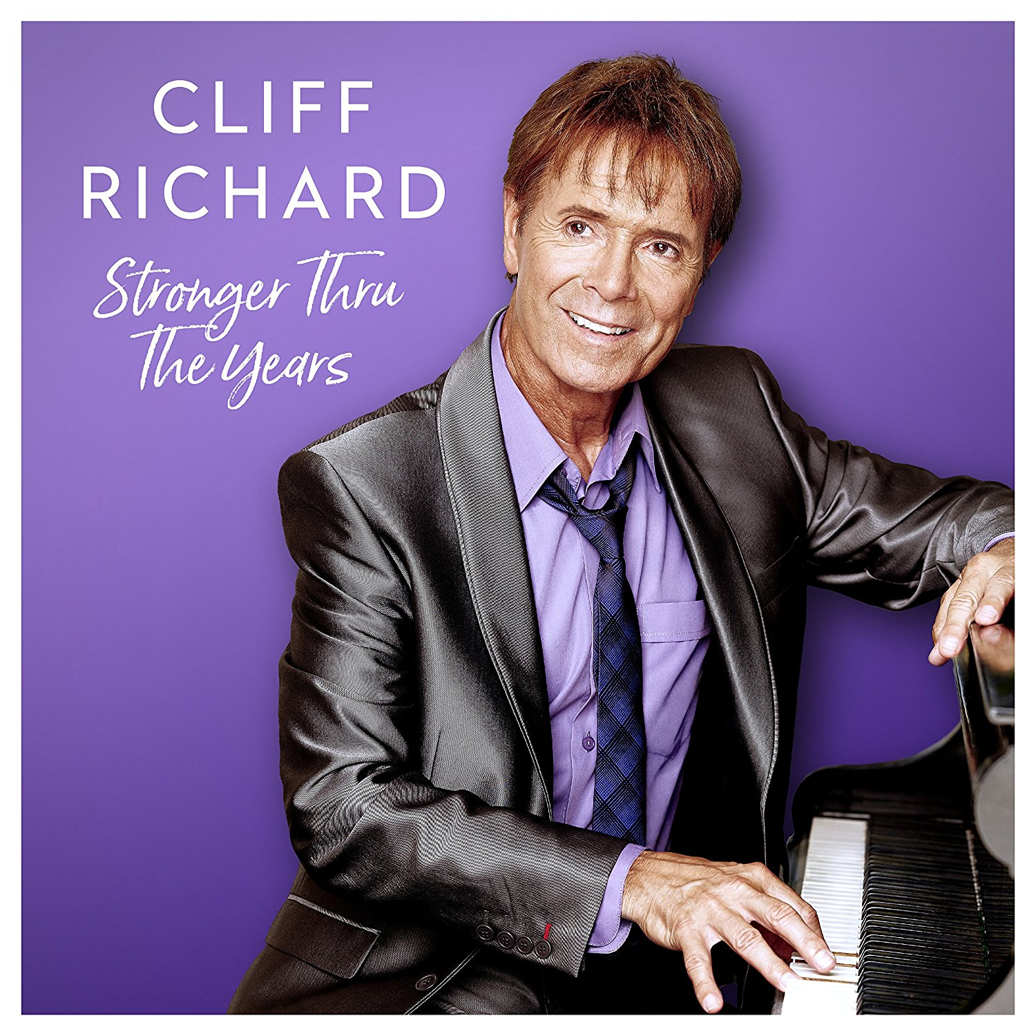 Cliff Richard - Stronger Thru The Years compilation