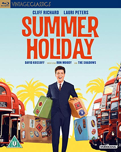Summer Holiday on Blu-ray
